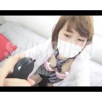 【フルHD】J○の手コキ&ぶっかけ vol.24