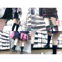 【動画】街中制服vol.5
