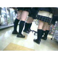 【動画】街中制服vol.8