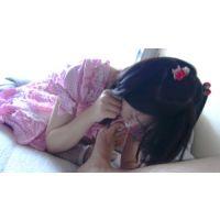 札幌の○C2美少女が足舐め【顔出HD動画】