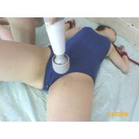 【SET販売】スク水に着替えた女子高生達は電マの刺激に耐えられず甘い吐息を漏らす