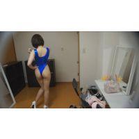 【HD動画】キャンギャルのオーディション更衣室にて・・・?