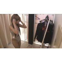 【HD動画】キャンギャルのオーディション更衣室にて・・・