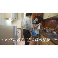 【HD動画】メイドに迫るご主人様の性欲1