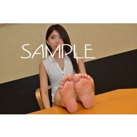 Kindergarten teacher's foot soles 【21 years old】