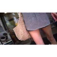 【覗き動画】脚のきれいな女の子がいたので、思わず追いかけちゃった・・・