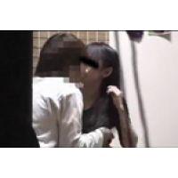 【覗き動画】素人カップルの生々しいS○Xを覗いちゃった・・・