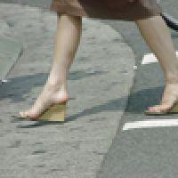 【覗きPHOTO】High Heels on Streets フェチ撮影!