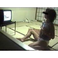 【覗き動画】Onanie Voyeur/部屋で1人だとオナニーしちゃう女の子・・・隠し撮り。