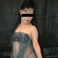 (再掲)【素人モデル / 画像】昌江さん : 52歳 (社長夫人)・・・着物と透けドレス