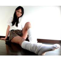 女子高生☆南ちゃん 01 制服スナップ高画質写真集