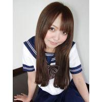 現役女子高生りえなちゃん 08 制服スナップ高画質写真集