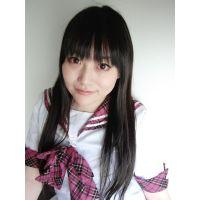 女子高生あやめちゃん 04 制服スナップ高画質写真集