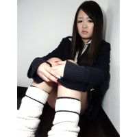 現役女子高生まゆちゃん 03 制服スナップ高画質写真集
