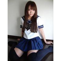 現役女子高生りえなちゃん 03 制服スナップ高画質写真集