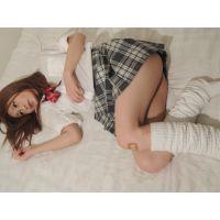 現役女子高生くみちゃん 04 制服スナップ高画質写真集