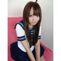 現役女子高生りえなちゃん 01 制服スナップ高画質写真集