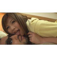 飯○直子似のお姉さんの濡れたベロでの顔舐め(期間限定半額商品)