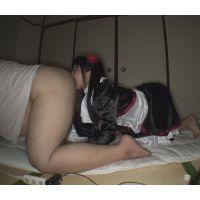 【個撮¥キモ男】瑠璃猫ニャンx2(コス)�両思いと勘違いした豚君と泣いて中出しを拒むレイヤーの泥沼SEX