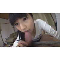 【個撮◆キモ男】トモエユキ(サポJK)?カメラ目線フェラ
