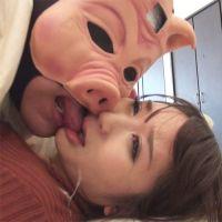 【個撮¥キモ男】フシミシズカ(人妻)【1】ブタに脅され、従うしかない人妻→号泣SEX→尿かけ【100分】【放尿】