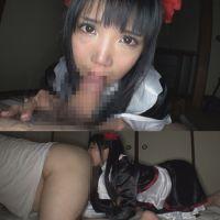 【個撮¥キモ男】瑠璃猫ニャンx2(コス)?両思いと勘違いした豚君と泣いて中出しを拒むレイヤーの泥沼SEX
