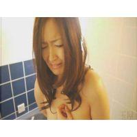 【個人撮影◆キモ男】唯?(サポ¥ムチムチ人妻)放尿、更に下着のままでも放尿させられる【Dカップ】