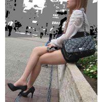 街角の美脚【G068】−50枚セット