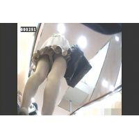 逆さ撮り 街撮り 私服 女 JK JD Jap Japanese【3】