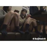 ハメ撮り援交投稿 カラ援撮影会 3-1 〜クラスのビッチJK、舐めて乱れてハメまくり〜