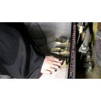 素足でピアノペダル踏み#38