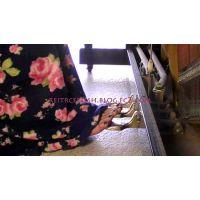素足でピアノペダル踏み#42