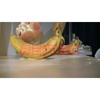 フードクラッシュ#4 バナナ編