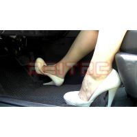 pedaling with heels#1