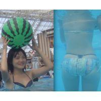 リアル ●C プールで水着撮っちゃいました☆ vol.5