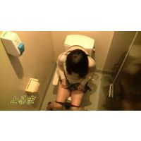 [HD]  むっちりエロママ Tバック2 トイレ編 完全オリジナル作品