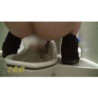 [HD]私服JD追っかけ〜ストー○ング五日目  トイレ編 完全オリジナル作品