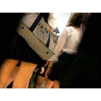 【高画質】遂に発売PREMIUMパンチラベスト!JK盗撮動画ラストアルバム