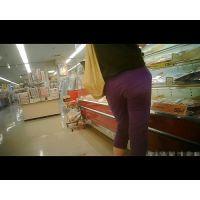 綺麗なお姉さんの、お買い物中に♪