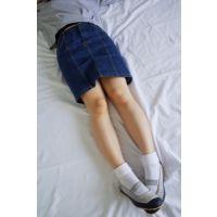 ゆか_藍子の上履きを履く14-Y1