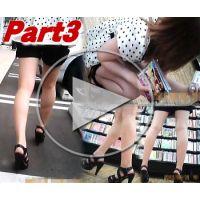 ■動画 超美脚のむっちり太ももピンヒール美脚 Vol33 Part3