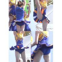 【JDチア】超セクシーアンスコ女神様! イベントチアガール Vol.04