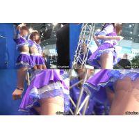 【CG・RQ】セクシーダンスでお尻フリフリ!レースクイーンのどアップクイコミ Vol.02