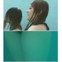 SP62ほしりの水中動画(黒 ギャル系)