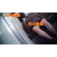 HD盗撮風[オリジナル]電車で居眠りJK?-1[私服ミニスカ編]