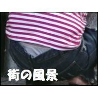 盗撮風[オリジナル]街のハミパン?