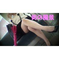 HD盗撮風[オリジナル]電車のきれいなお姉さん?-4