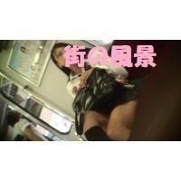 HD盗撮風[オリジナル]電車のJK?