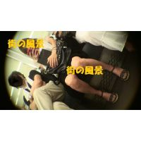 HD盗撮風[オリジナル]電車のきれいなお姉さん?-3