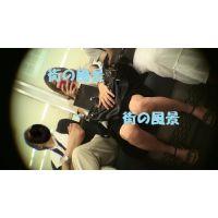 HD盗撮風[オリジナル]電車のきれいなお姉さん?-5